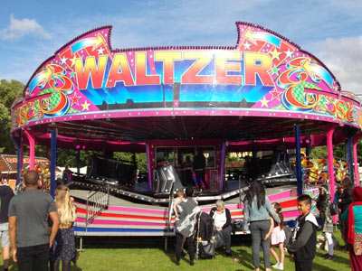 Neil Pont's Fun Fairs - Waltzer